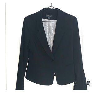 Cropped blazer excellent condition
